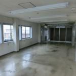 狛江9分!工業系建物3階!狛江市岩戸北3丁目!広い117㎡!3階事務所、店舗